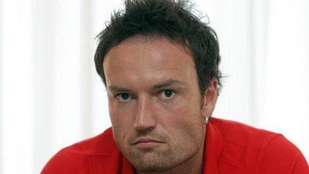 Martin Jiránek na srazu české fotbalové reprezentace