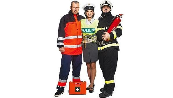 Osobní záchranáři