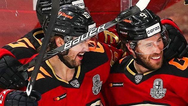 Hokejisté Omsku odstartují nový ročník KHL proti CSKA Moskva