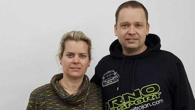 Kateřina a Karel Trojanovi