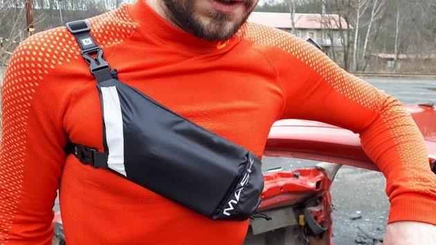 Běžecké pouzdro Binder Jogger od Mask Gear: jednoduché a účinné.