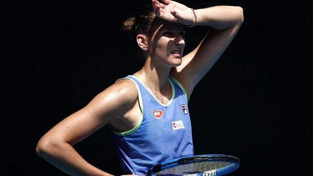 Karolína Plíšková skončila na Australian Open ve třetím kole a na svůj první grandslamový titul čeká dál.