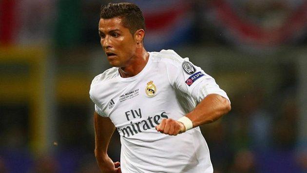 Cristiano Ronaldo se po delší pauze opět vrací na trávníky.