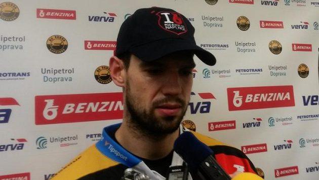 Jakub Čutta, nová akvizice v litvínovské obraně.