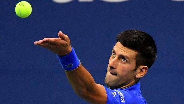 Novak Djokovič je favoritem největším...