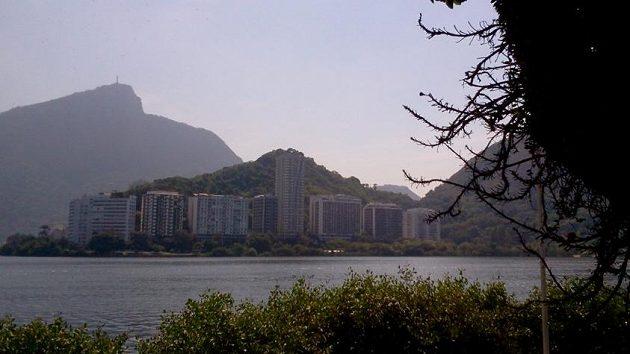 Na této laguně v Rio de Janeiro se Vincenzo Abbagnale během OH neobjeví.
