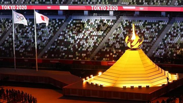 Olympijské hry v Tokiu. Ilustrační foto.