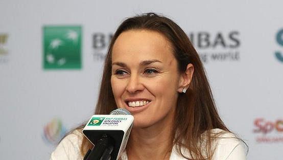 Martina Hingisová v Praze na fedcupovém čtvrtfinále chybět nebude.