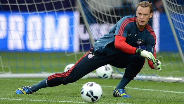 V Nominaci Německa nechybí brankář Manuel Neuer.