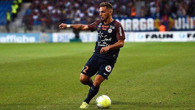 Ruben Aguilar v dresu Montpellieru.