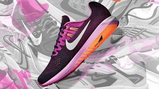 Nike Air Zoom Structure 20: Funkční a atraktivní boty pro ženy.