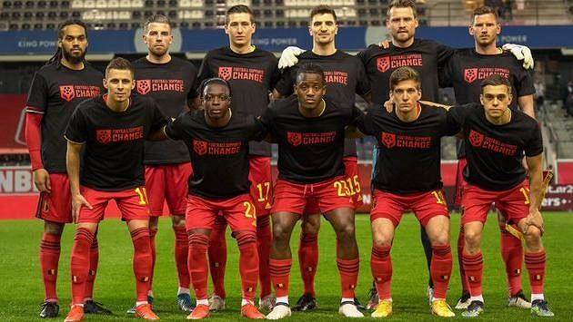 Belgická fotbalová reprezentace