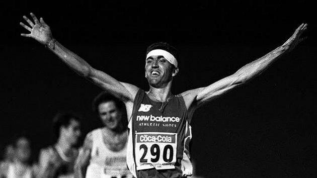 Španělský maratonec Alejandro Gómez zemřel. Archivní foto