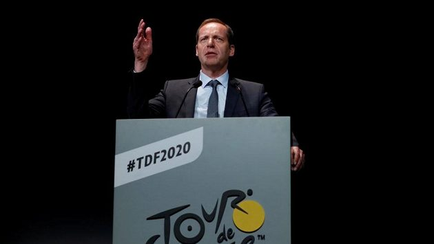 Ředitel Tour de France Christian Prudhomme