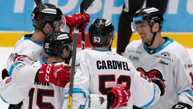 Hokejisté Banské Bystrice se slovenského titulu nakonec nedočkají.
