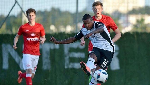 Brazilec Wanderson rozhodl o výhře Krasnodaru nad Spartakem Moskva.