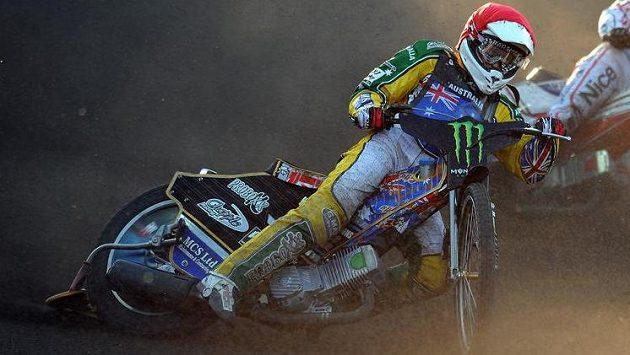 Australský jezdec Jason Doyle. Ilustrační foto.