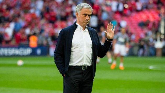 José Mourinho se možná brzy rozloučí s Old Trafford