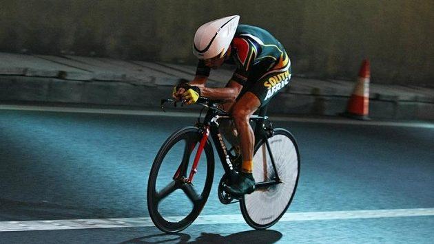 Jihoafrický cyklista David George