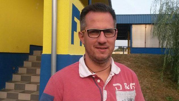 Martin Vozábal, generální manažer Dynama České Budějovice.