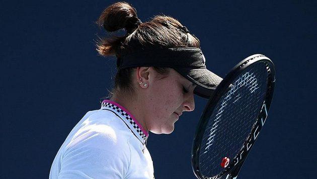 Kanadská tenistka Bianca Andreescuová přijde kvůli zranění ramena o Wimbledon.