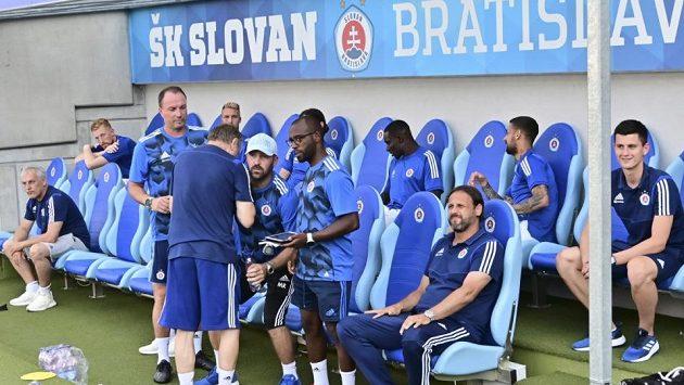 Vedení Slovanu Bratislava se odvolalo k mezinárodní sportovní arbitráži