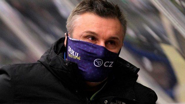 Martin Hamrlík nemohl být s výkonem svého týmu spokojen