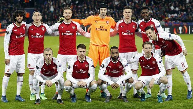 Dokráčí Arsenal s Petrem Čechem v brance až do finále Evropské ligy?