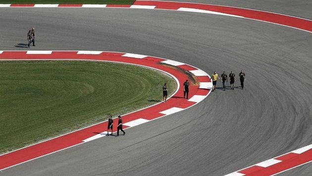 Kvalifikace F1 na Velkou cenu USA bude mít pozměněná pravidla.