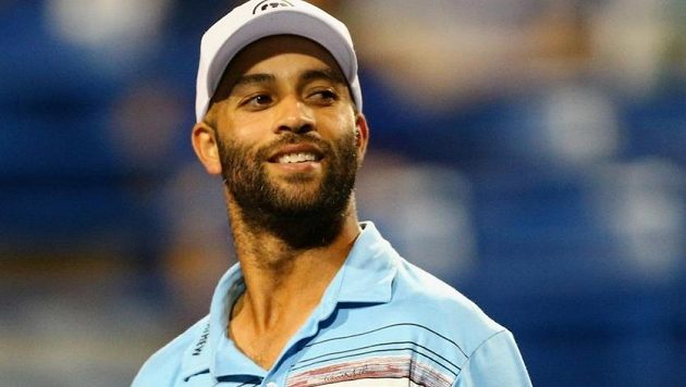 Někdejší tenista James Blake prožil na letošním US Open nezáviděníhodné chvíle.