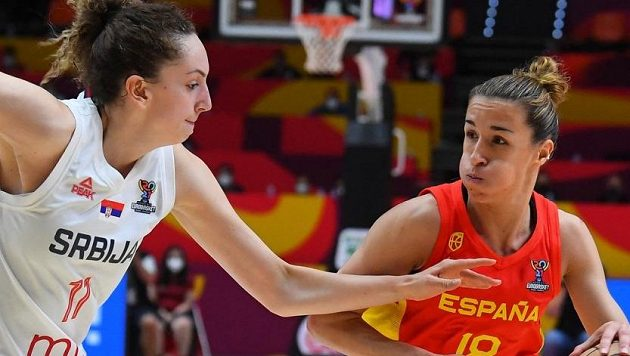 Basketbalisky Španělska nestačily ve čtvrtfinále ME na Srbsko