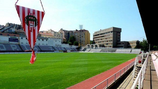 Stadion Viktorie Žižkov (ilustrační foto)