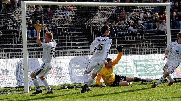 Fotbalisté Hradce začali ligu vítězně - ilustrační foto