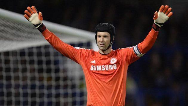 Petr Čech má v Chelsea dalšího konkurenta.