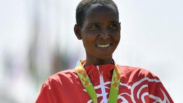 I stříbrná maratonkyně z Ria Kirwaová dopovala