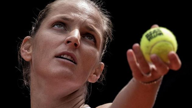 Sestřih zápasu 1. kola turnaje v Madridu Karolína Plíšková - Cori Gauffová