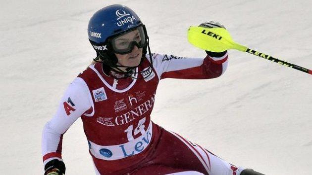 Rakouská slalomářka Bernadette Schildová má po sezoně