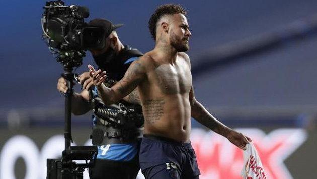 Sestřih utkání semifinále Ligy mistrů Lipsko - PSG