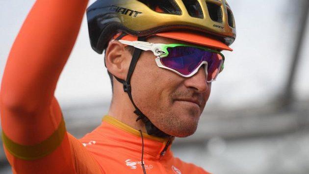 Greg Van Avermaet patří mezi největší hvězdy světové cyklistiky