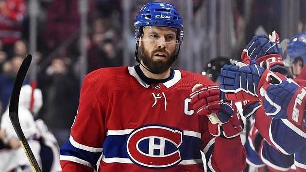 Montrealu bude v NHL čtyři až šest týdnů chybět Shea Weber