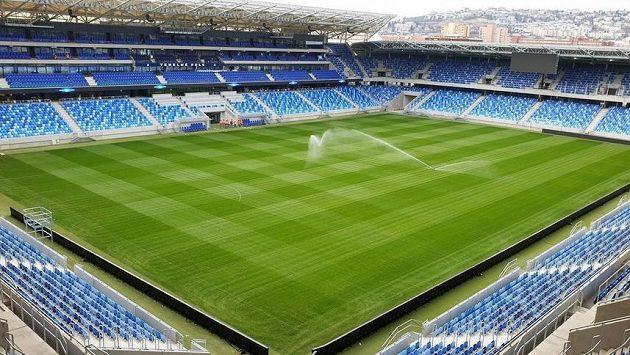 Slovan letos otevřel nový Národní futbalový štadión na Tehelnom poli.