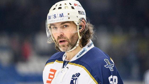 Jaromír Jágr bude tváří hokejového turnaje zimních olympijských her v Pekingu v roce 2022.