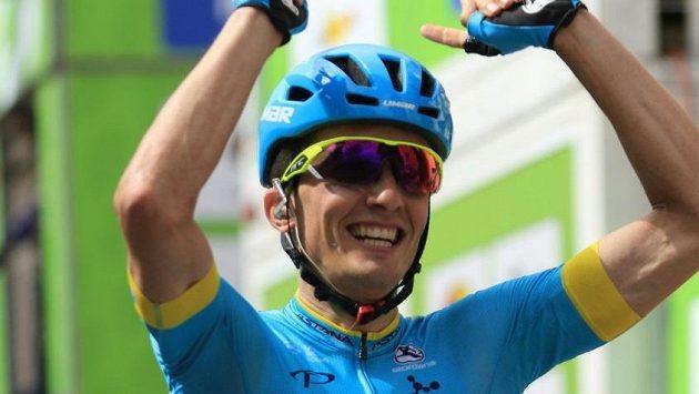 Španělský cyklista Pello Bilbao si na Giru d'Italia připsal první etapový triumf ze závodů Grand Tours (archivní foto)