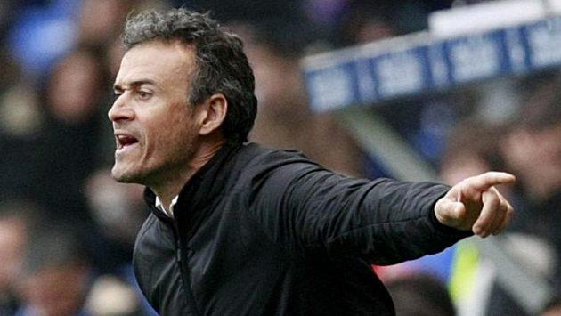 Trenér barcelonského áčka Luis Enrique po sezóně končí v klubu.