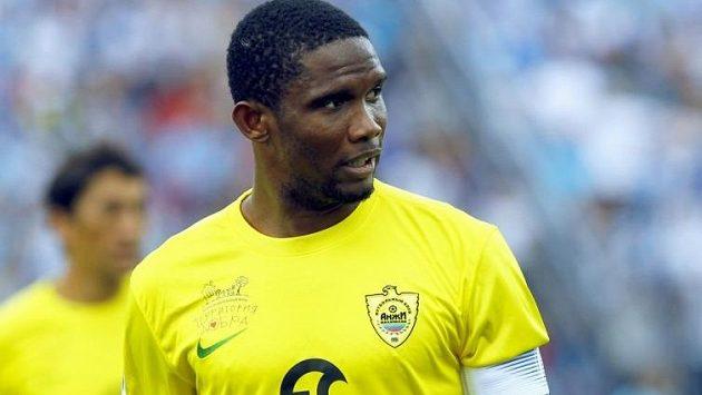Samuel Eto´o se rozhodl dát kamerunské reprezentaci sbohem.