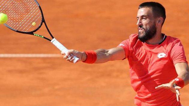 Bosenský tenista Damir Džumhur