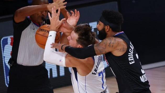 Basketbalista Marcus Morris z Los Angeles Clippers dostal od NBA pokutu 35 000 dolarů