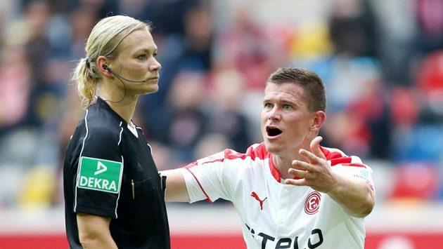 Bibiana Steinhausová a Alexander Madlung z Düsseldorfu.
