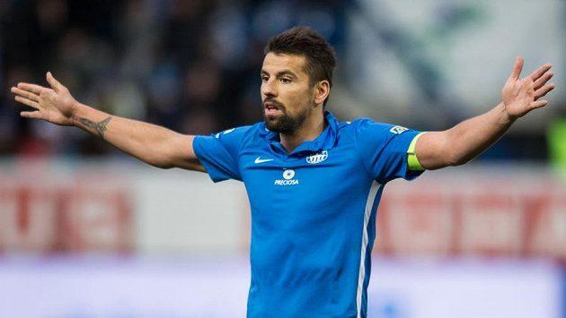 Útočník Milan Baroš byl v Liberci spokojený, teď ale nejspíš poslechne hlas svého srdce a vrátí se do Baníku Ostrava.