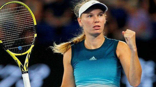 Caroline Wozniacká patřila k nejpopulárnějším tenistkám na okruhu